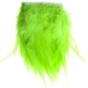 Coque Saddle Trim 6-7in 1Yd Approx 14g Lime Green